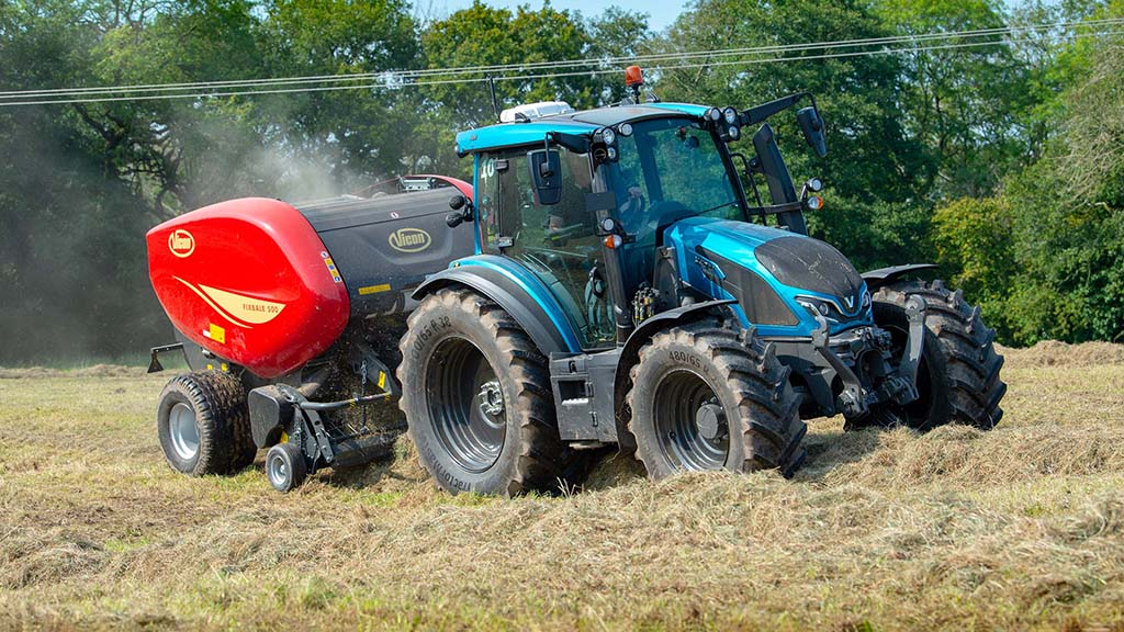 Four models make up the new G Series from Valtra.