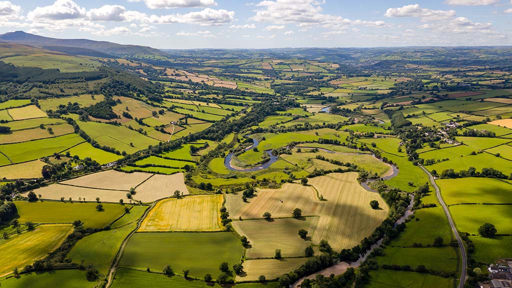 Confidence in Welsh farmland market