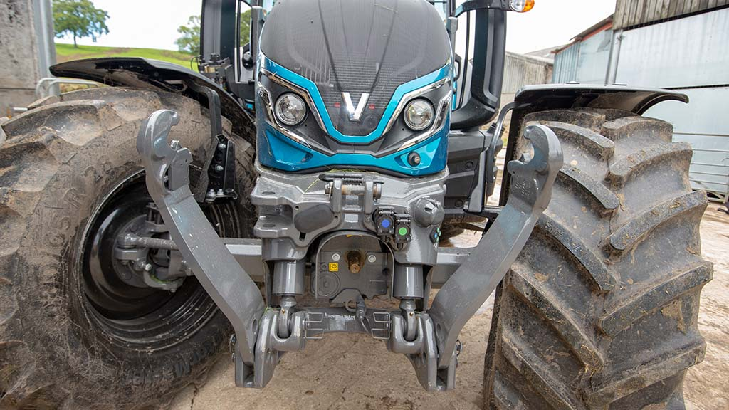 Hydraulics and PTO 2