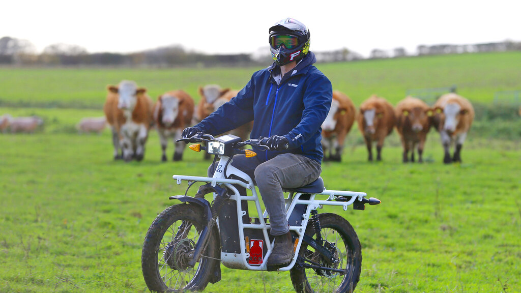 Review: Ubco's electric two wheel drive bikes prove viable alternative to petrol power
