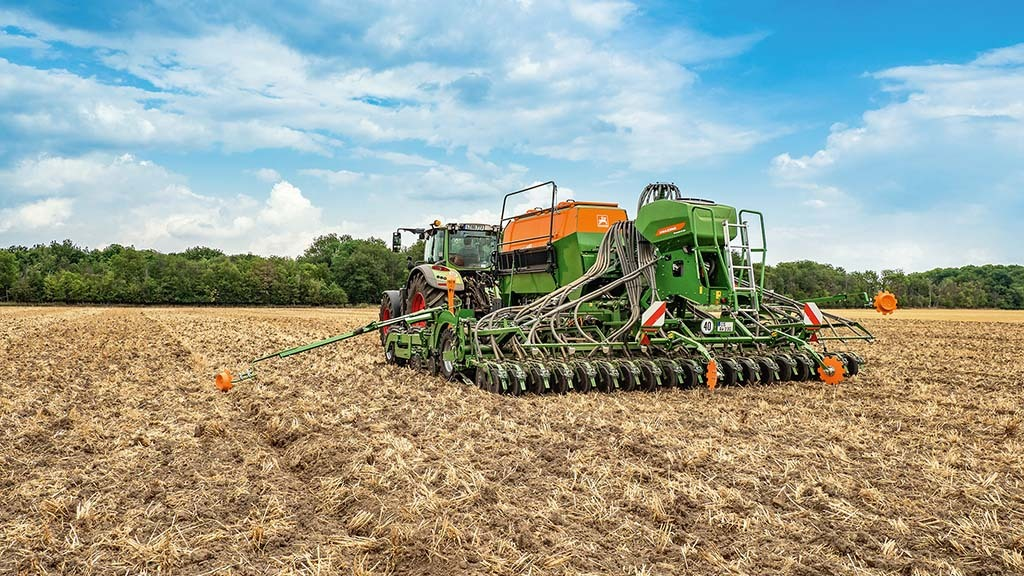 Amazone adds third seeding option to Cirrus-CC drills