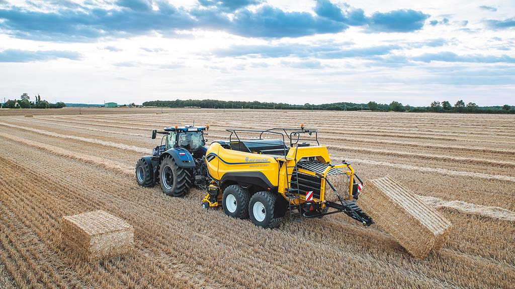 Cart leading the horse: we take a look at tractor implement management