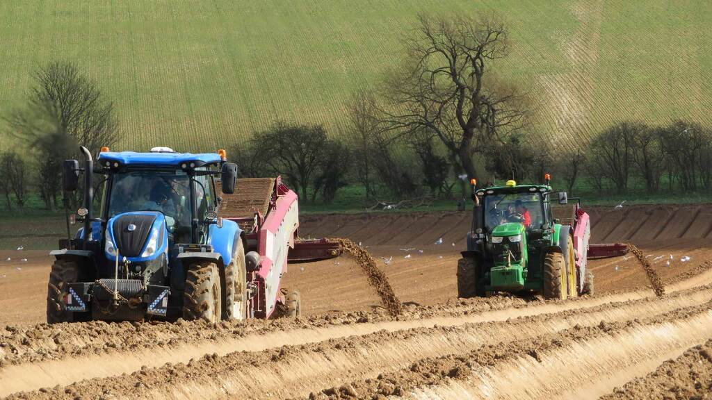 Tractor registrations up in November but down on the year
