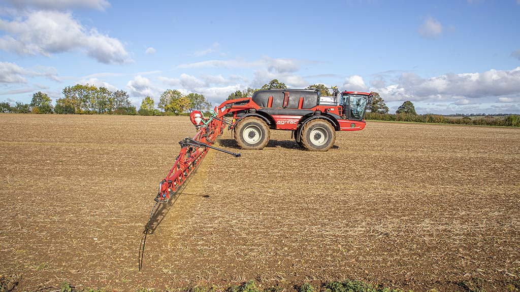 In-depth: How sprayer manufacturers are keeping sprays on target