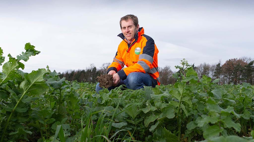 Collaboration reaping rewards - joint venture of five Northamptonshire farms formed in 2000