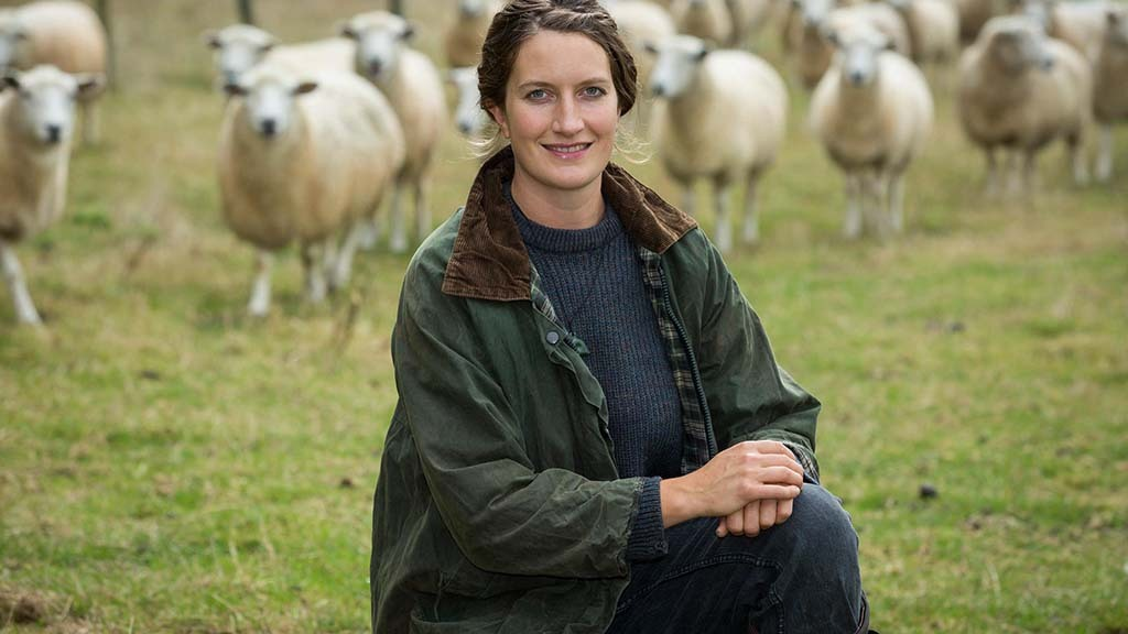 In your field: Marie Prebble - 'The extraordinary sheep in Iceland behave unlike any others I know'