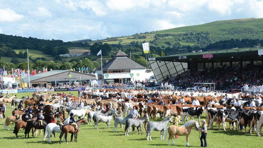 Royal Welsh show will not go ahead in 2021
