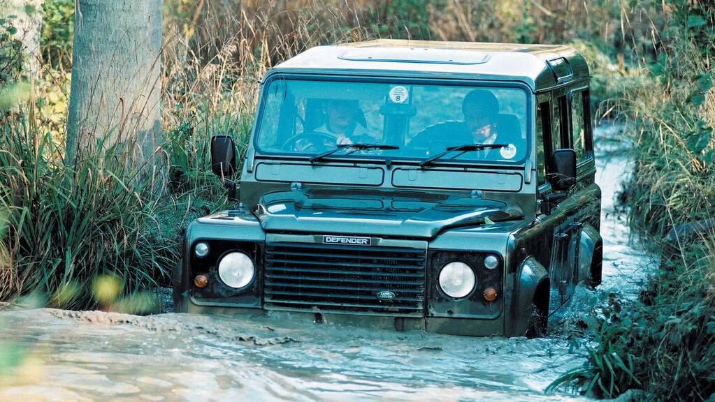 'Defend your Defender' as organised criminal gangs target rural vehicles