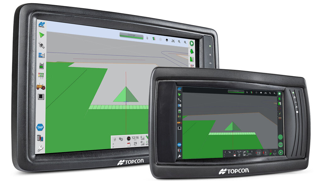 Entry-level consoles extend Topcon's precision farming line-up