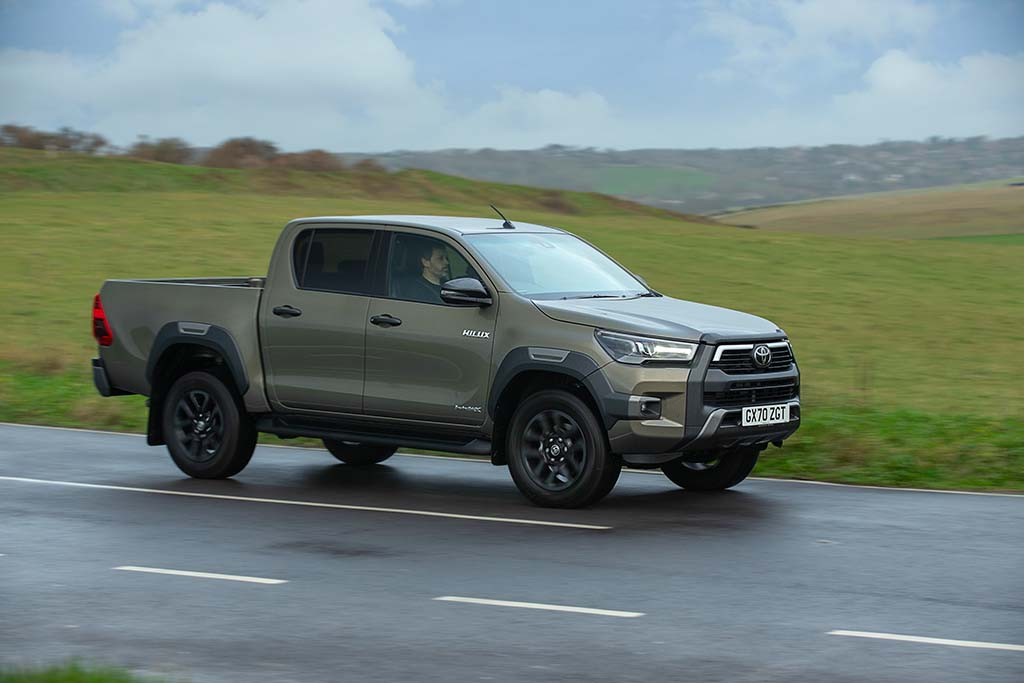 On-test: Toyota gives Hilux pickup a power hike
