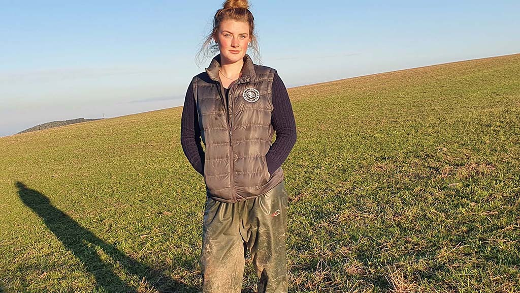 Young farmer focus: Beth Menzies - 'The farming industry carried on almost as normal throughout lockdown'