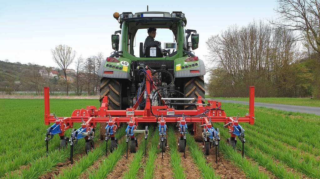 Opico adds Kult to mechanical weeding family