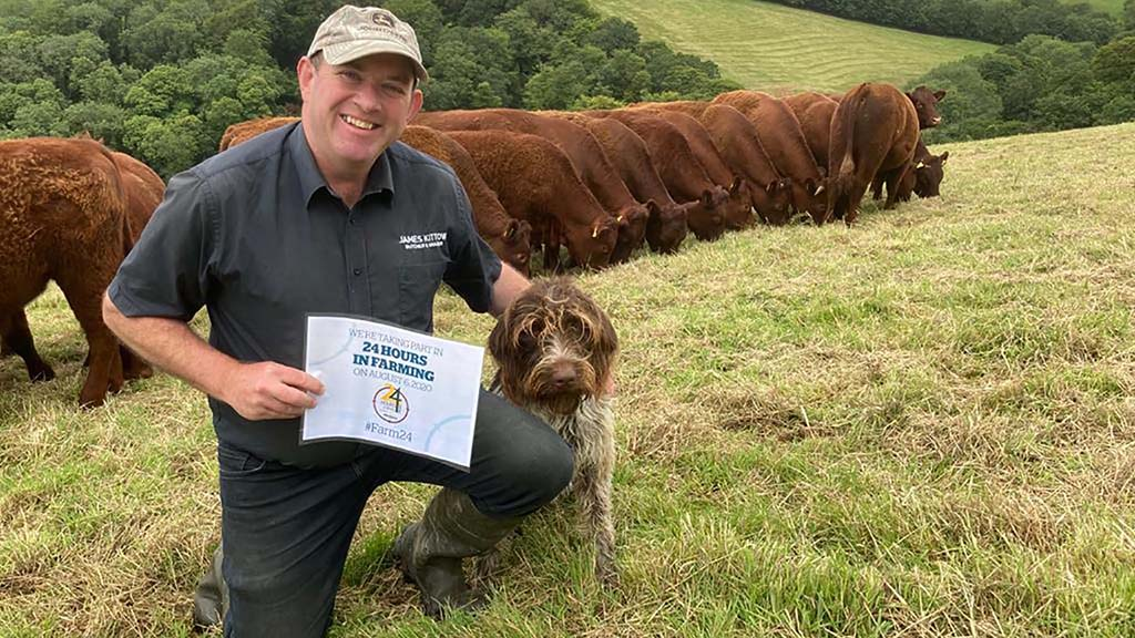 Farming Matters: James Kittow - 'We must be proud of keeping the nation fed'