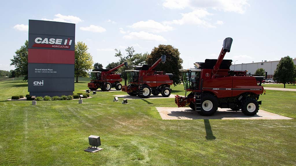 How it's made: Behind the scenes at Case IH's Nebraska combine plant