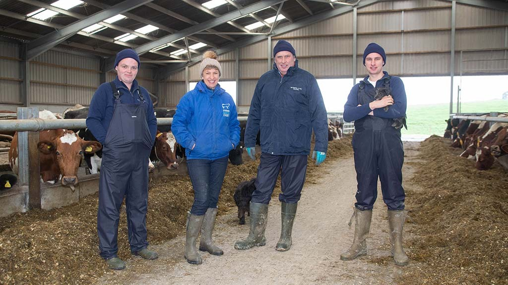 Site move secures family dairy farm for fourth generation