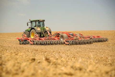 High capacity stubble cultivators added to the tillage range