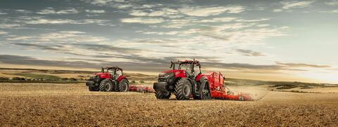 Case IH Tractor range [145 HP and above]