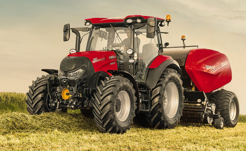 Case IH Tractor range [up to 145 HP]