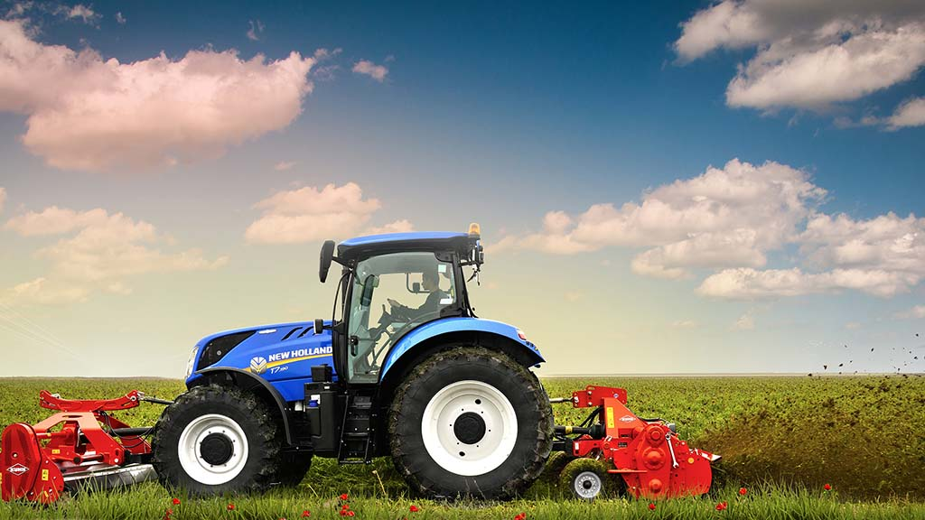 Kuhn launches rotovator for crop incorporation