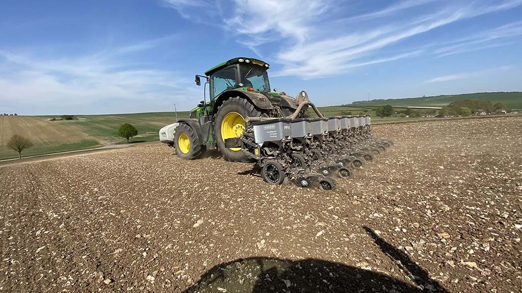 In-depth: We take a close look at the latest Horizon Agriculture precision planter