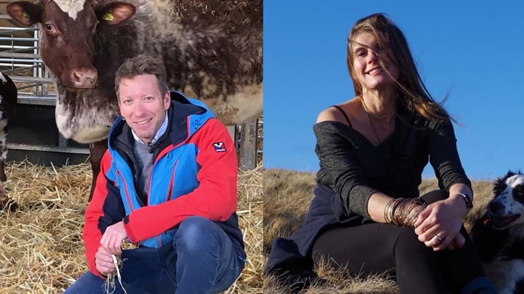 Virtually meet the Yorkshire Vet and Yorkshire Shepherdess at FCN fundraising evenings