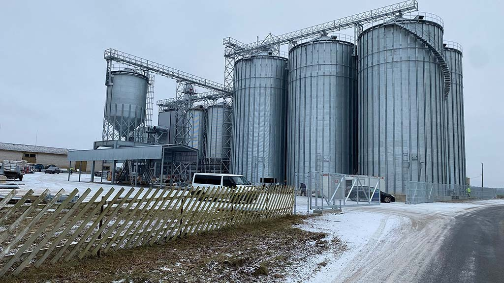 Graintek overcomes grain drier installation challenges using remote technology
