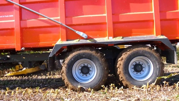 Ktwo Roadeo Compact and Push Trailer
