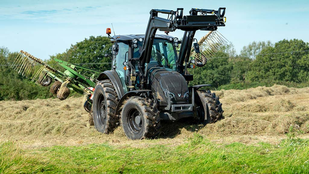 Review: Valtra A Series shifts it up a gear with HiTech 4 specification