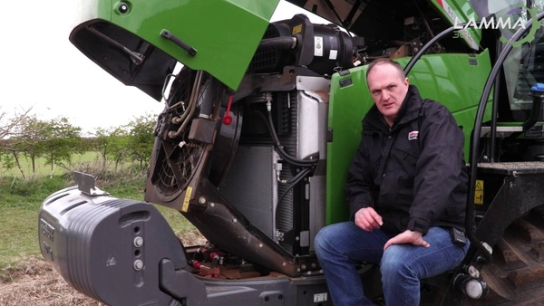 Review: Fendt 943 Vario MT tracked tractor