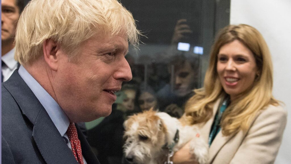 The animal rights activist at the heart of Number 10 – Who is Carrie Symonds?