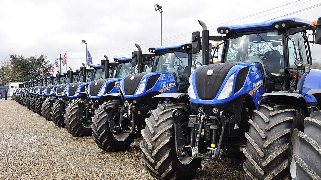 Ernest Does and Sons specializes in agricultural, construction and groundscare equipment. Established in 1898, the company today holds separate franchises for both New Holland and Case IH products.