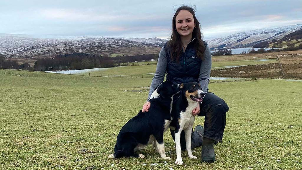 Young farmer focus: Beth Alexander - 'Perhaps there is light at the end of the tunnel'