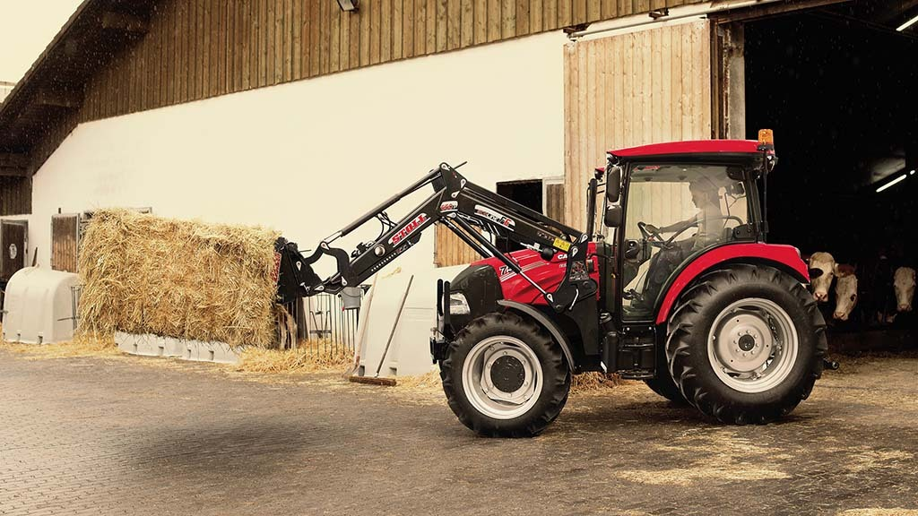 Sub-100hp tractors: What can you get for £30,000 new?