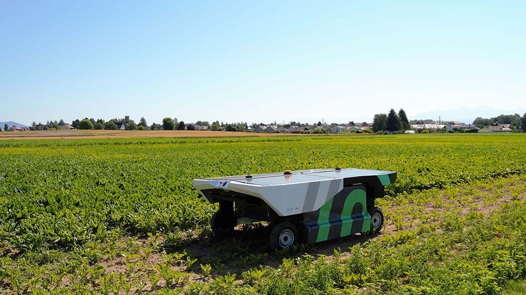 Ag robotics take the spotlight at virtual event