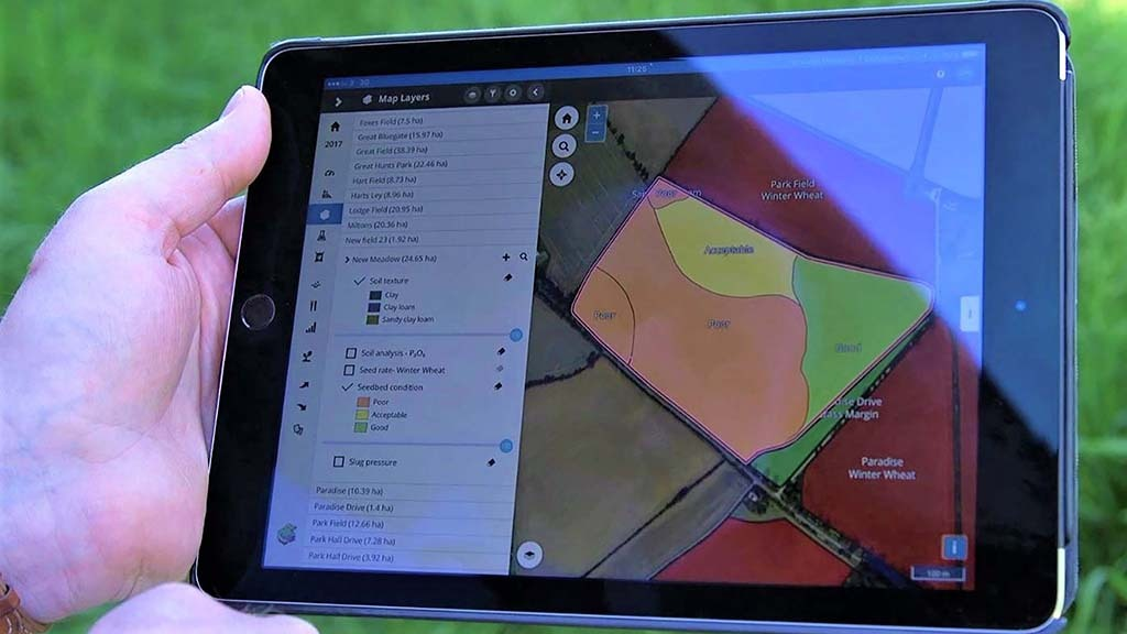 Seven useful apps to help with farm management