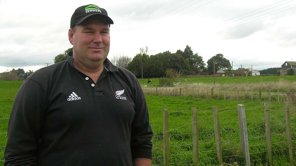 NZ farmer utilising satellite mapping for pasture monitoring