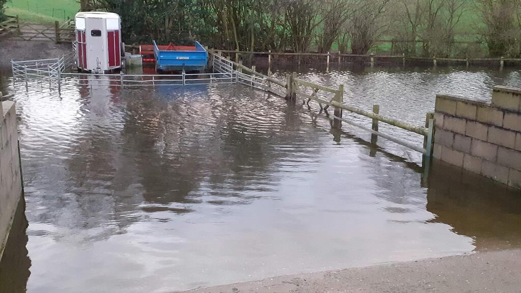Deluged farmer's anger as agencies pass the buck on flooding