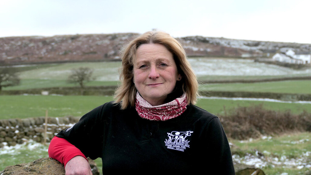 In your field: Rachel Coates - 'Our scraper tractor is worth its weight in gold'