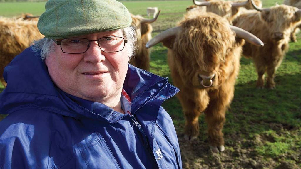 In your field: Charles Bruce - 'You don't realise how much you enjoy socialising at sales until you can't go'