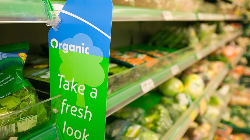 Pandemic consumer trends boost organic