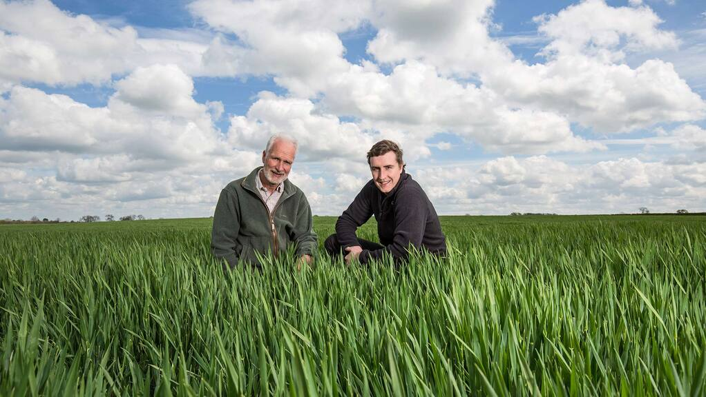 Improving crop nutrition to maximise margins