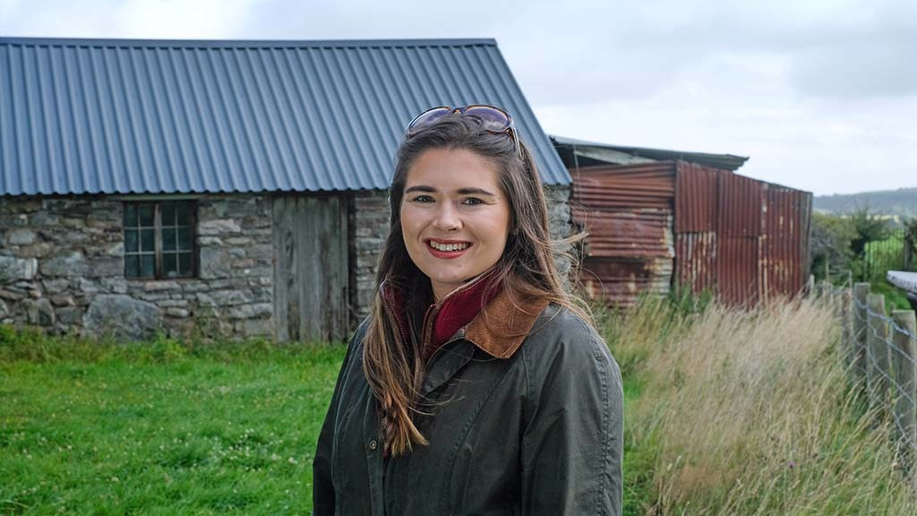 Young farmer focus: Nia Borsey - 'Time to end the stigma surrounding 'non-farming' backgrounds'