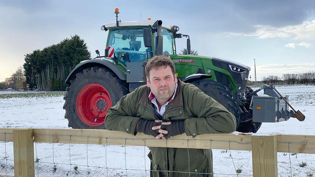 In your field: James Lacey - 'Once my contract has been completed my sugar beet days could be over'