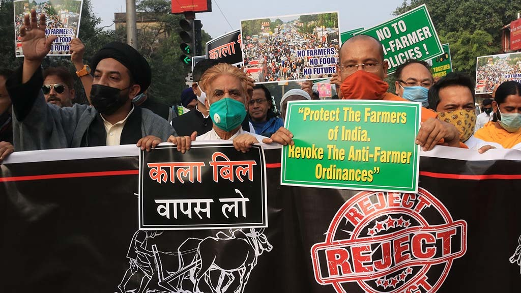 Global ag view: Indian farmers vow to continue to fight reform laws