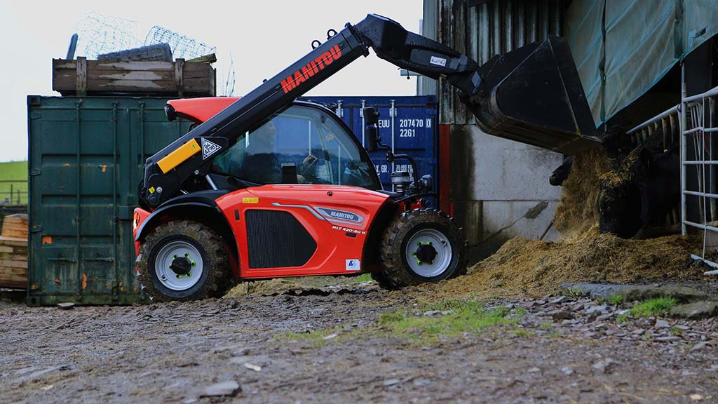 User story: Mini Manitou proves a powerful performer in tight sheds