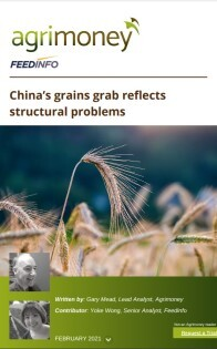White paper: China's grains grab reflects structural problems