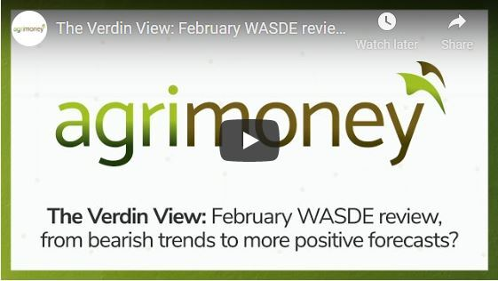 The Verdin View: April WASDE report - Changes across the board