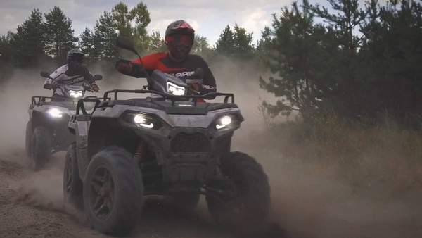 Polaris: MY21 Sportsman 570 Walkaround