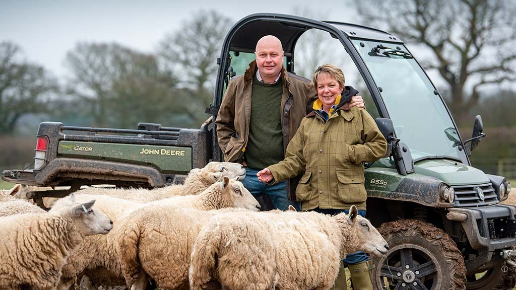 Backbone of Britain: Farmer on cancer diagnosis and recovery five years on - 'Life is good now, I consider myself one of the lucky ones'