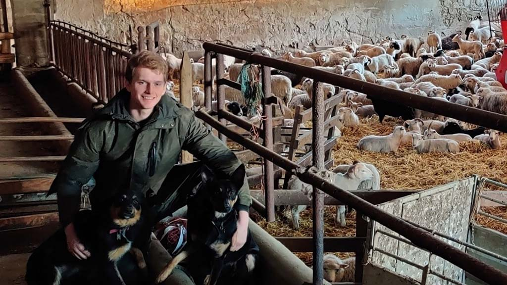 Five agricultural trainees win Lantra Scotland's ALBAS awards